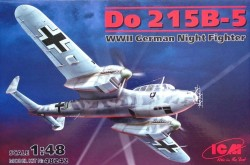 Dornier Do 215 B-5 German WWII Night Fighter