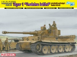 "TIGER I INITIAL PRODUCTION ""TUNISIAN INIT.TIGER"""