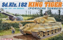Sd.Kfz. 182 King Tiger (Porsche Turret)