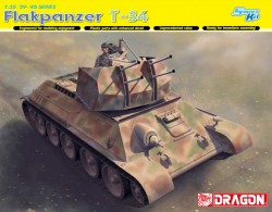 Flakpanzer T-34r - Smart Kit