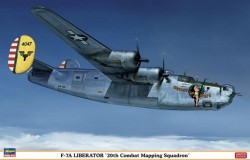 F-7A B-24 Liberator 20th Combat Mapping Squad Limited Edition