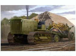 Russian ChTZ S-65 Tractor