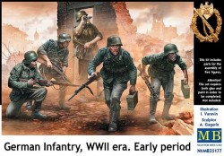 German Infantry WWII early period