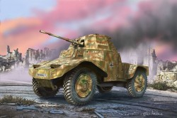 Armoured Scout Vehicle P 204