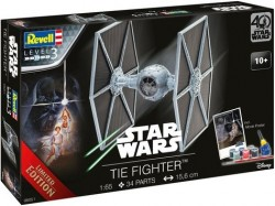 TIE Fighter Gift-Set SW Limited Edition 40th ANNIVERSARY