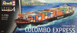 Container Ship Colombo Express
