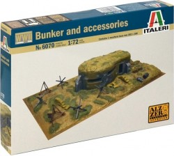 BUNKER AND ACCESSORIES