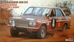 Nissan Bluebird 1600SSS Safari