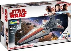 Republic Star Destroyer Gift-Set Limited Edition