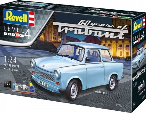 "Trabant 601S ""60 Years of Trabant""Gift-Set"