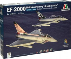 "EF-2000 100th Anniversary ""Gruppi Caccia"" Special Colors"