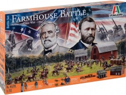 FARMHOUSE BATTLE - AMERICAN CIVIL WAR 1864 - BATTLESET