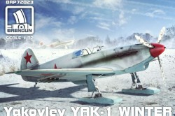 Yak-1 Winter