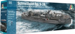 SCHNELLBOOT S-38 with Bofors