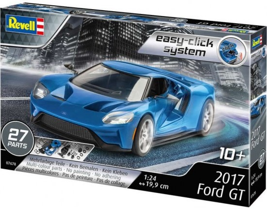 Ford GT 2017 EasyClick