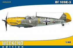 Messerschmitt Bf 109E-3 (Weekend Edition)