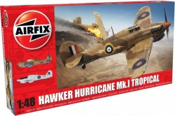 Hawker Hurricane Mk1 - Tropical