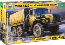 URAL4320 RUSSIAN ARMY TRUCK