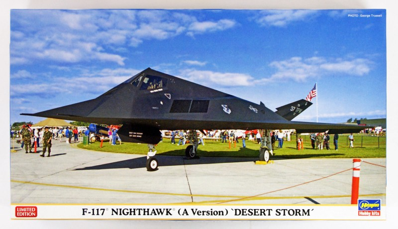 "F-117 Nighthawk (A Version) ""Desert Storm"""