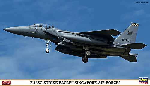 "F-15SG STRIKE EAGLE ""SINGAPORE AIR FORCE"""