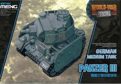 World War Toons German Medium Tank Panzer III