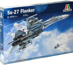 Su-27A Flanker