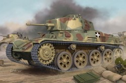 Hungarian Light Tank 43M Toldi III(C40)