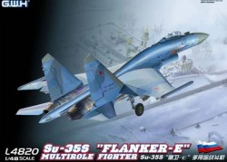 "SU-35S""Flanker E"" Multirole Fighter"