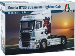 Scania R730 Streamline Highline Cab