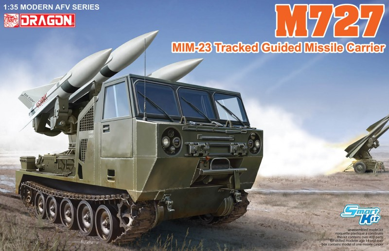 M727 MIM-23 Tracked Guided Missile Carrier