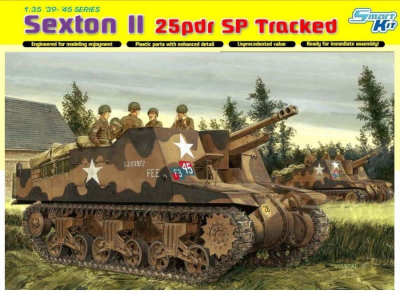 SEXTON II 25PDR SP TRACKED