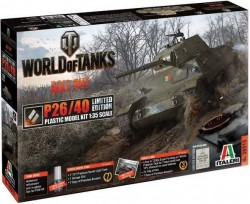 P26/40  World of Tanks Limited Edition