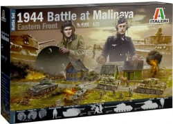 1944 BATTLE AT MALINAVA - BATTLE SET