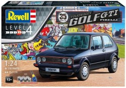 VW Golf 1 GTi Pirelli 35 Years Gift-Set