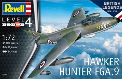 100 Years RAF: Hawker Hunter FGA.9 Model Set