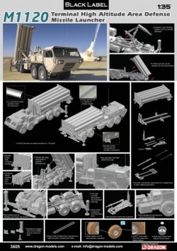 M1120 Terminal High Altitude Area Defense Missile Launcher