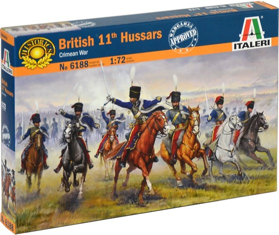 British 11th Hussars (Crimea war)