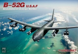 U.S.A.F.B-52G Stratofortress strategic Bomber