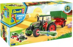 Tractor & Trailer incl. figure Junior Kit