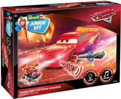 Cars 3 - Lightning McQueen Crazy 8 Race Junior Kit