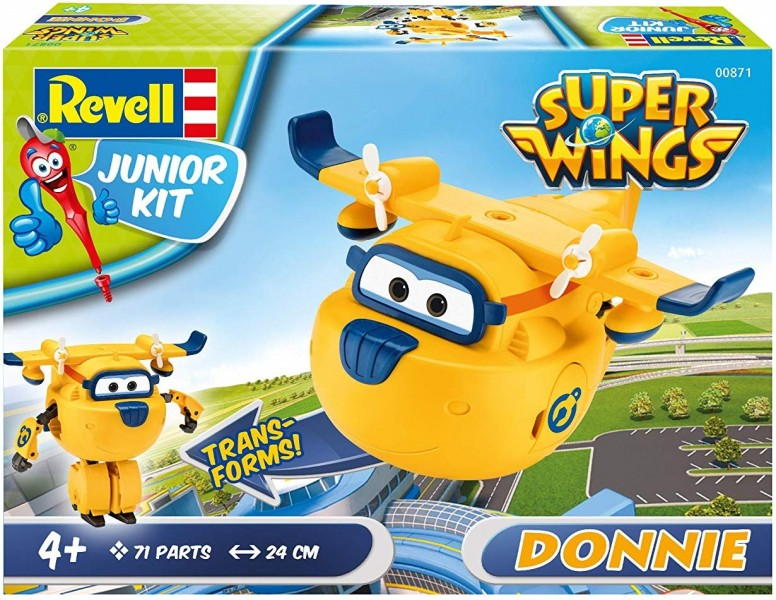 Super Wings Donnie Junior Kit