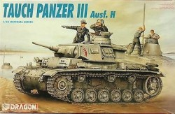 TAUCH PANZER III Ausf. H