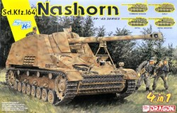 Sd.Kfz.164 Nashorn (4 in 1) (SMART KIT)
