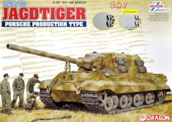 Jagdtiger Porsche Production (2 in 1)