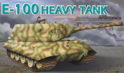 GERMAN HEAVY TANK E-100