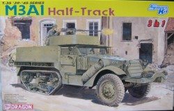 M3A1 HALF-TRACK (3 IN 1) (SMART KIT)