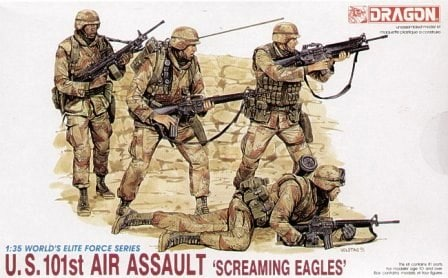 U.S. 101st AIR ASSAULT