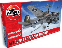 Boeing B17G Flying Fortress - New Schemes