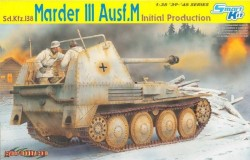 Sd.Kfz.138 MARDER III Ausf.M INITIAL PRODUCTION (SMART KIT)