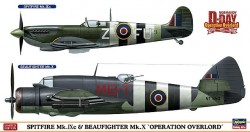 Spitfire Mk. IXc & Beaufighter Mk. X Operation Overlord